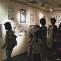 展示会の会場風景(1)