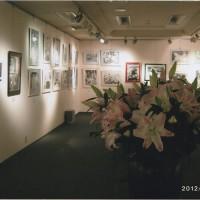 展示会の会場風景(2)