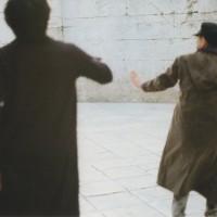 スプリット(城壁内)旧市街で音楽に合わせて楽しくダンスをした時間。道ゆく人もニコニコ(2)