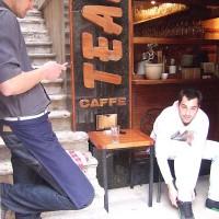 カプチーノのおいしいイケメンカフェ