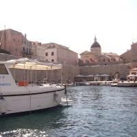 海からの旧市街