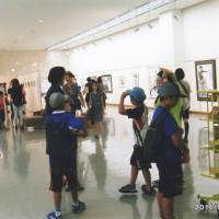 会場の前に玉子動物園があります 子供達にも大きな楽しみです