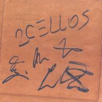 その日 持っていったバックに ルカ・スーリッチさん ステファン・ハウザーさんのサインをもらった