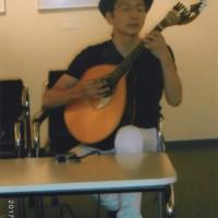 20年来の知人のポルトガルギター奏者の上川保さんが最終日の最終タイムに「ファド」をとび入りで生演奏をして下さいました。
