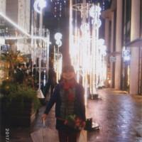 赤坂の輝きの中で。
