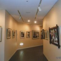 私の作品20点も2ヶ月展示させて頂きました。