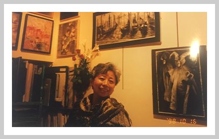 22年前の恵子(1998年)